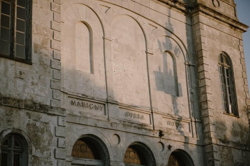 Large Of Marigny Opera House