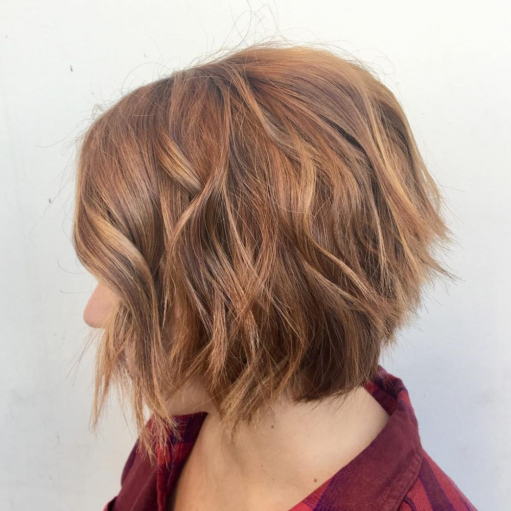 45 Chic Choppy Bob Hairstyles for 2018 Instagram  manely molly