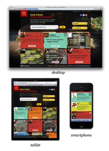 responsive design-mcdonalds