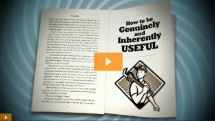 be genuinely useful book/video