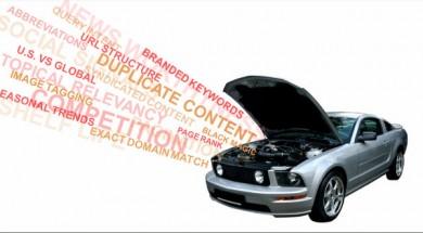 drive better website content performance-car