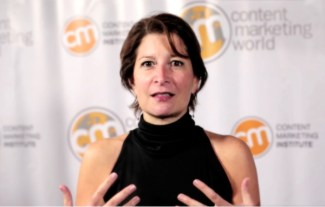 content marketing world speaker-Julie Fleischer