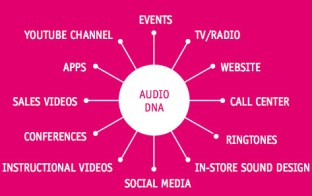 uses for audio dna-chart