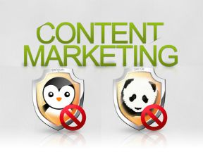 content marketing-penguin-panda