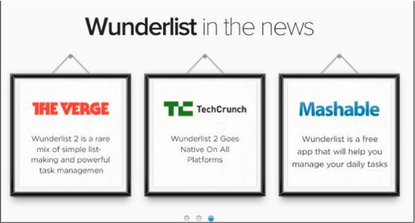 wunderlist results-techcrunch-mashable-verge