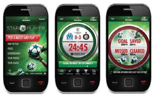 smartphones-soccer game activities