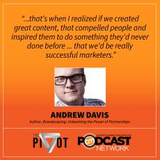 Andrew Davis Quote Image - The Pivot