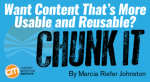 content-usable-reusable-chunk-it