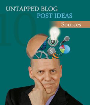 blog post ideas sources