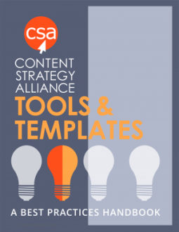 Content Strategy Alliance Book Download