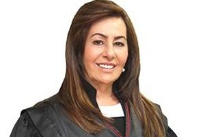 Tânia Garcia de Freitas Borges, juiz do TRE-MS