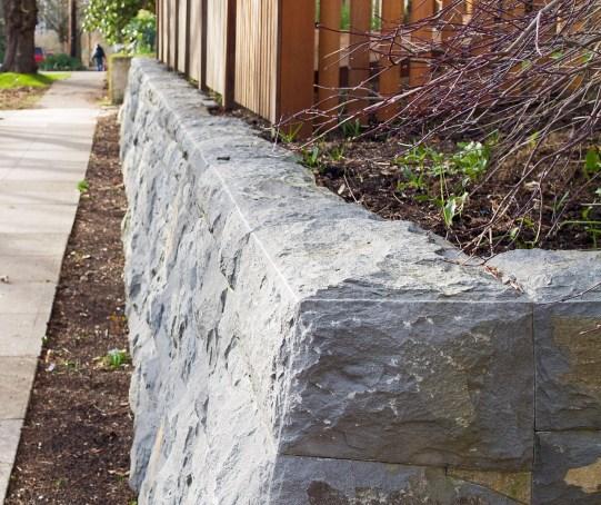 Eric Contey Stonework - Sellwood wall