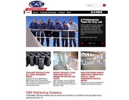C&R Distributing - Contract Cre8ive