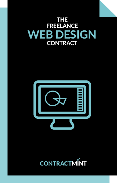 freelance web design contract template