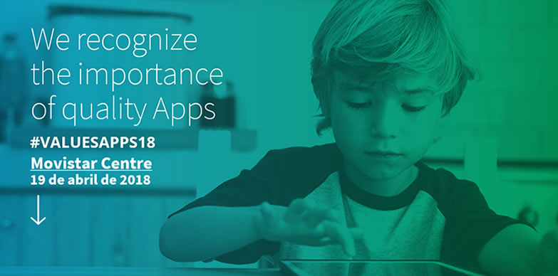 Values Apps Awards 2018