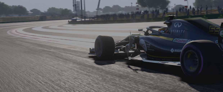 Análisis F1 2018 PS4