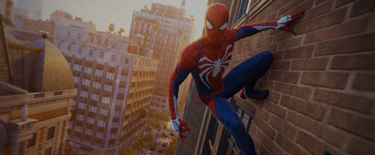 Analisis Spider man Ps4