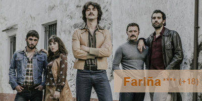 Mejores series 2018 Fariña