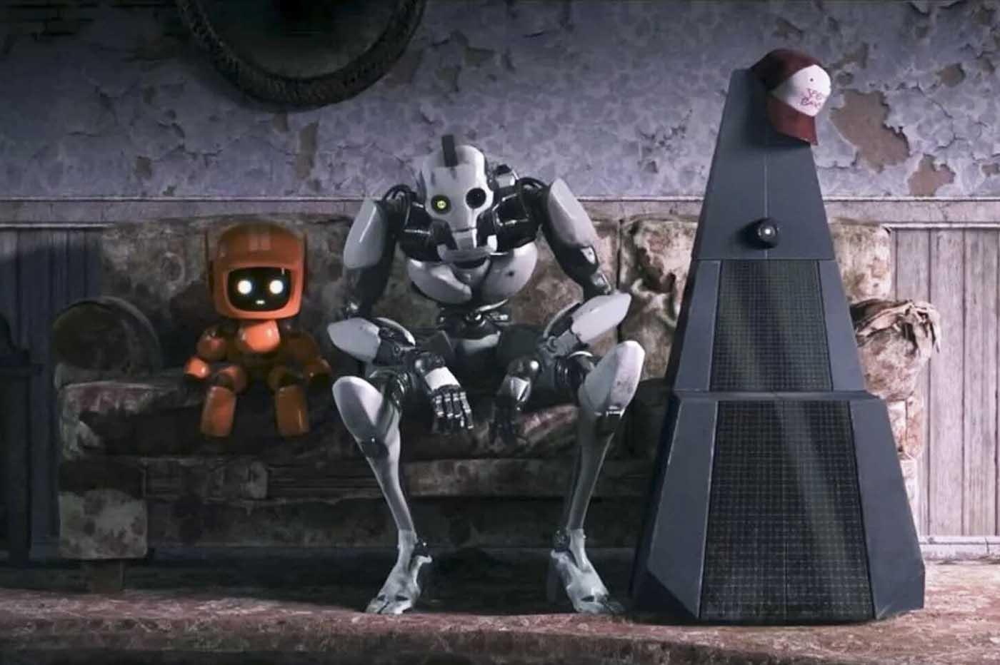 Crítica Love, Death & Robots