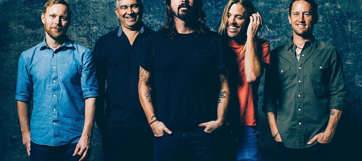 Foo Fighters Perform 'Congregation' On Radio 1′s Big Weekend | Music News