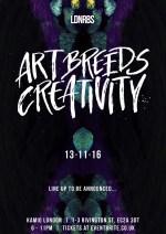 LDNRBS Presents 'Arts Breeds Creativity' – Sunday, November 13 | Events