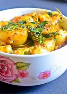 Aloo methi recipe | how to make methi aloo recipe