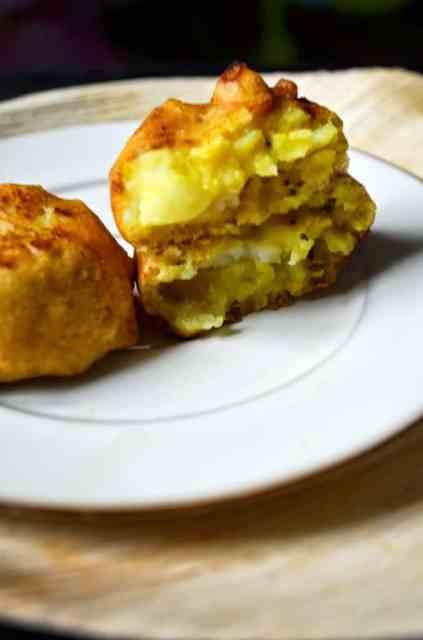 batata vada recipe3 Batata vada recipe/Potato vada recipe   how to make batata vada