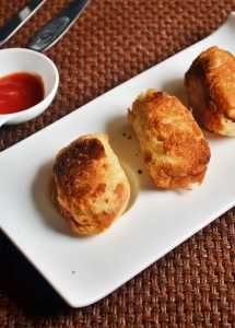 Bread rolls recipe,how to make bread rolls | Potato stuffed bread rolls recipe