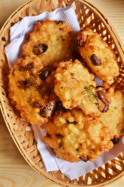 Sabudana vada recipe |Jawarisi vadai recipe