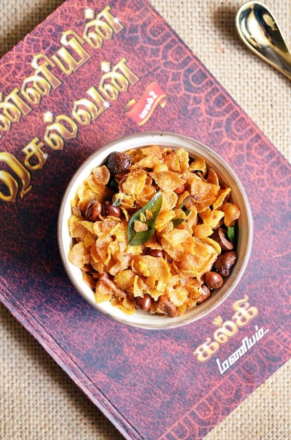 cornflakes mixture recipe b