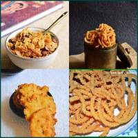 Diwali snack recipes collection