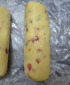 eggless fruit cookies step 2