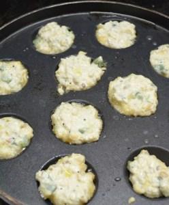instant oats paniyaram step8