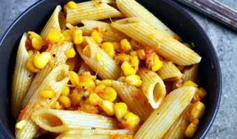 butter corn pasta recipe2