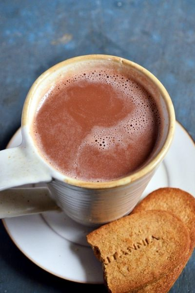 Nutella hot chocolate recipe| Easy nutella recipes