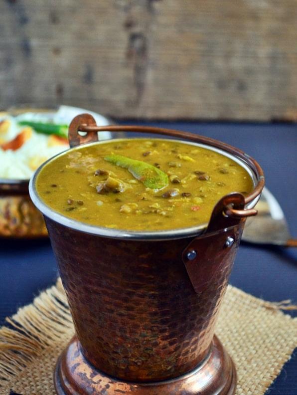 Restaurant style dal makhani recipe1