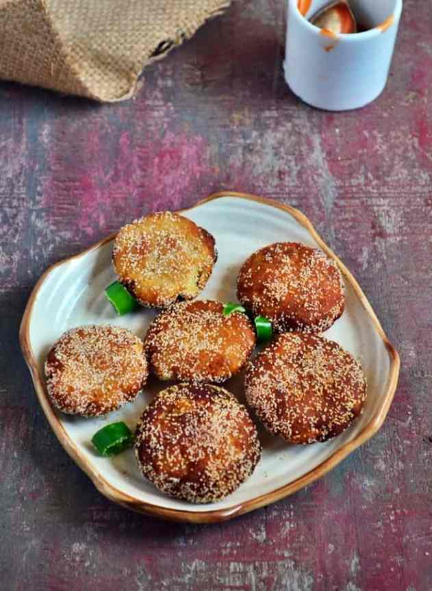 Bread cutlet recipe4