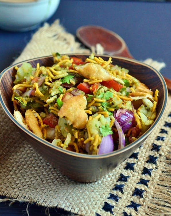 bhel puri recipe-b