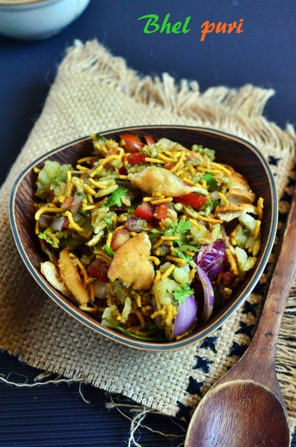 bhel puri recipe-d