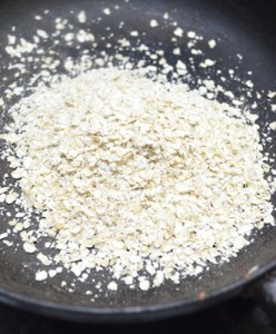 instant oats dosa step1