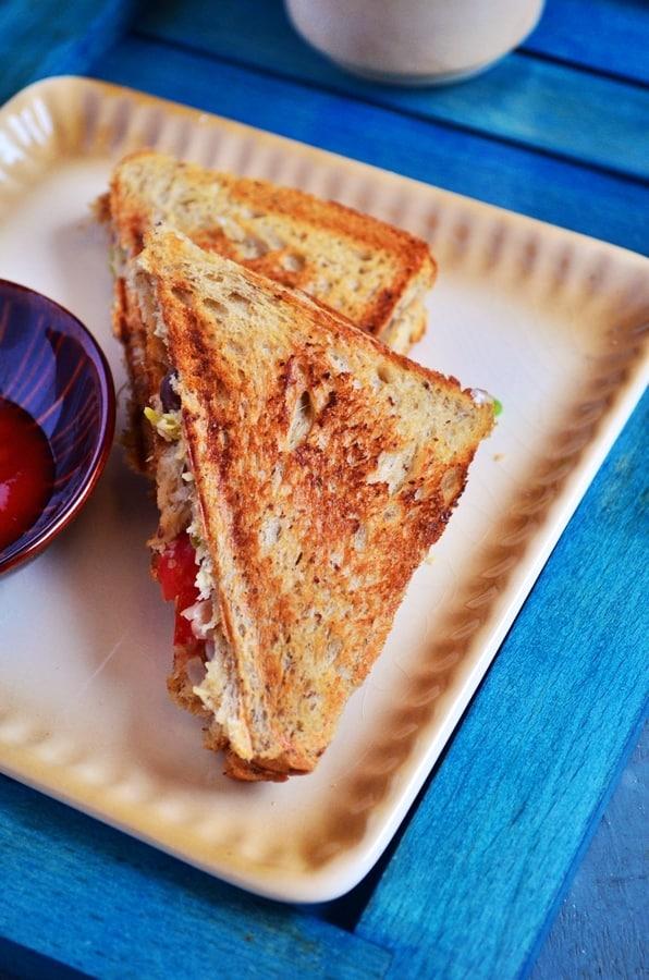 sprouts sandwich recipe-a