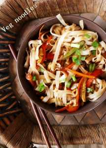 veg noodles recipe | Easy noodles recipe