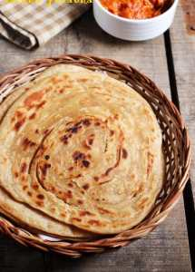 Lachha paratha recipe, how to make lacha paratha recipe