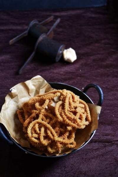 Mundiri murukku recipe | cashew murukku recipe