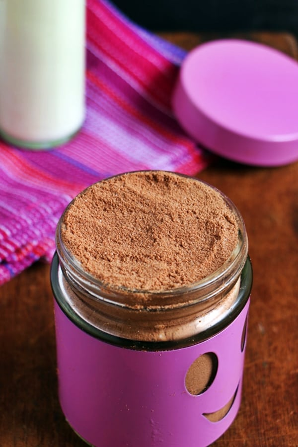 hot chocolate mix recipe a