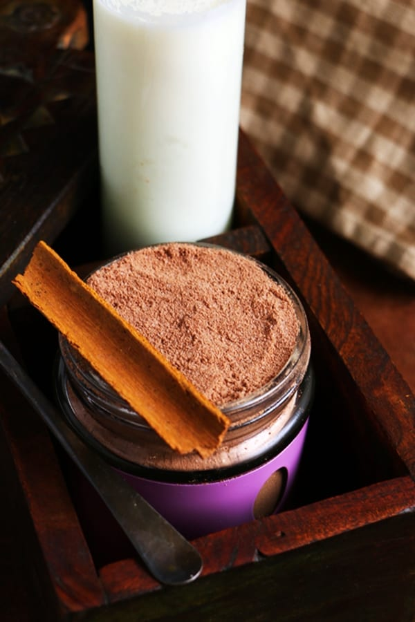 hot chocolate mix recipe b