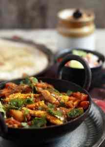 Vegetable jalfrezi recipe| veg jalfrezi recipe