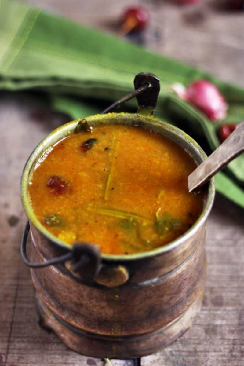 murungakkai sambar recipe b