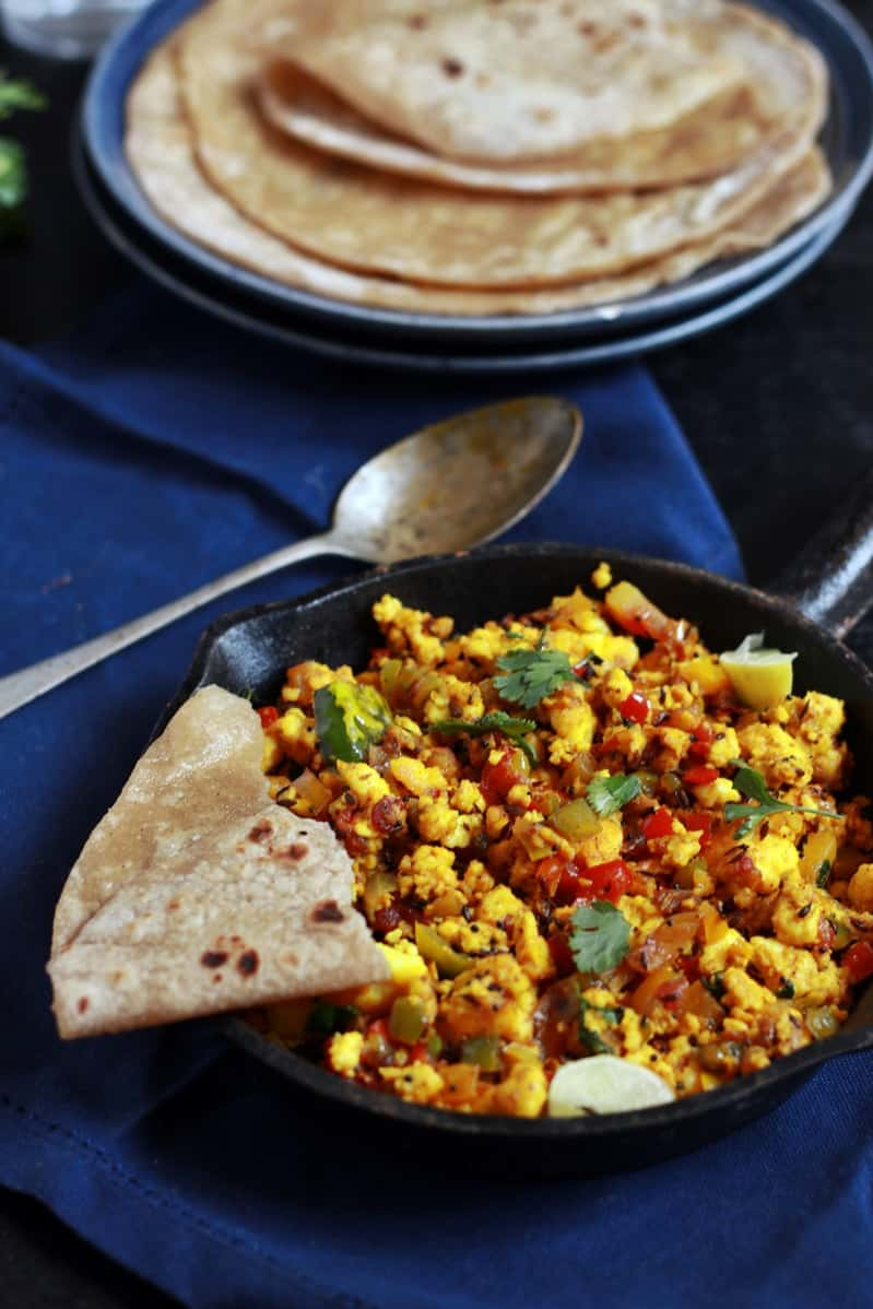 paneer bhurji recipe b