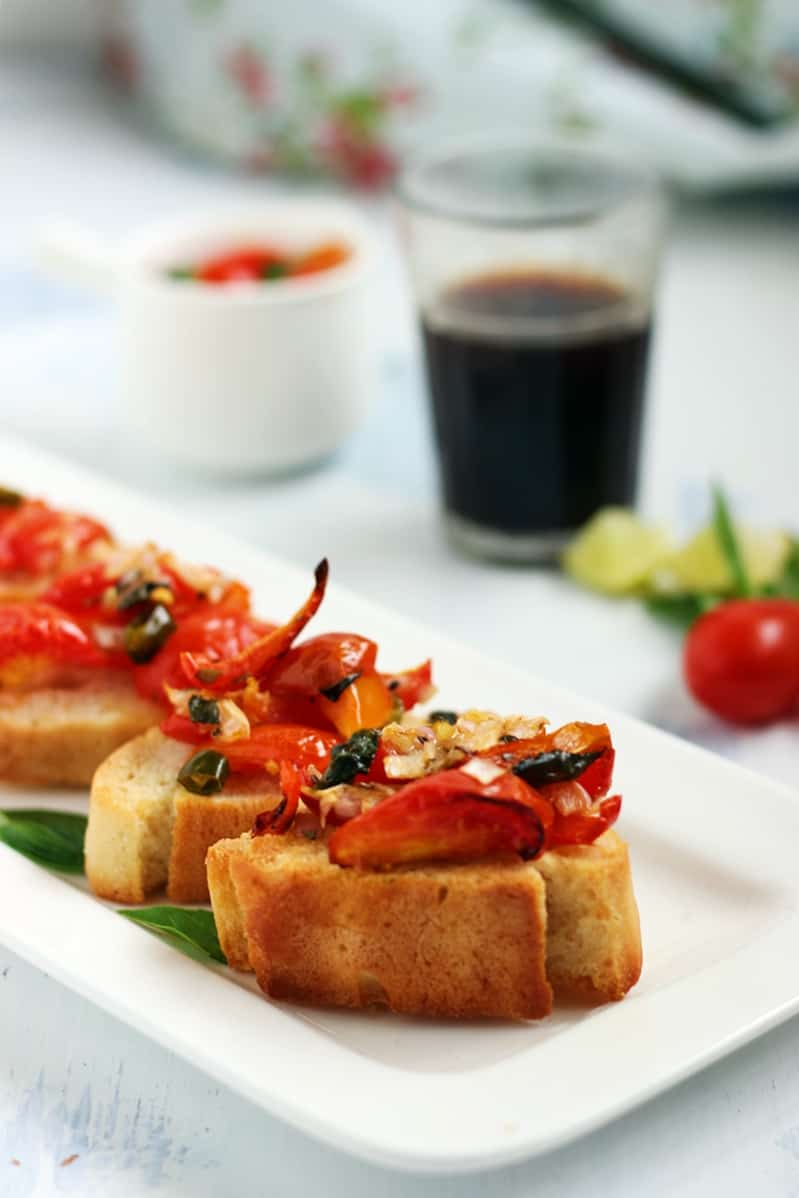 bruschetta recipe a